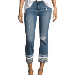 McGuire Ambrosio Gainsbourg Cropped Jean